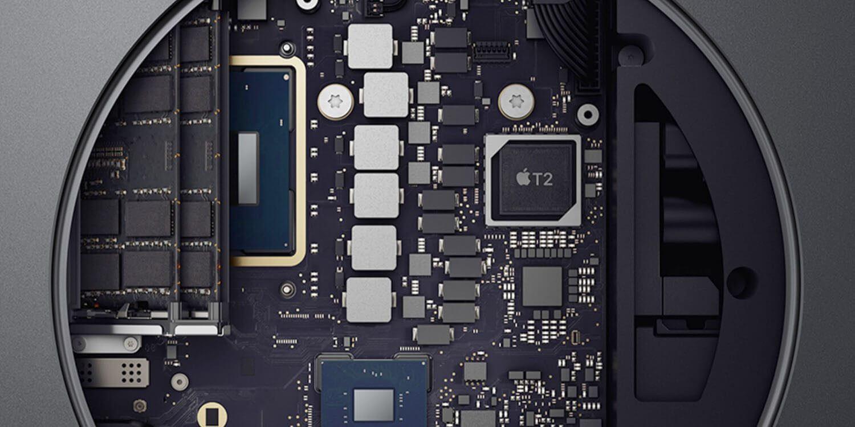 Микросхему безопасности T2 на Mac можно взломать для установки вредоносного ПО