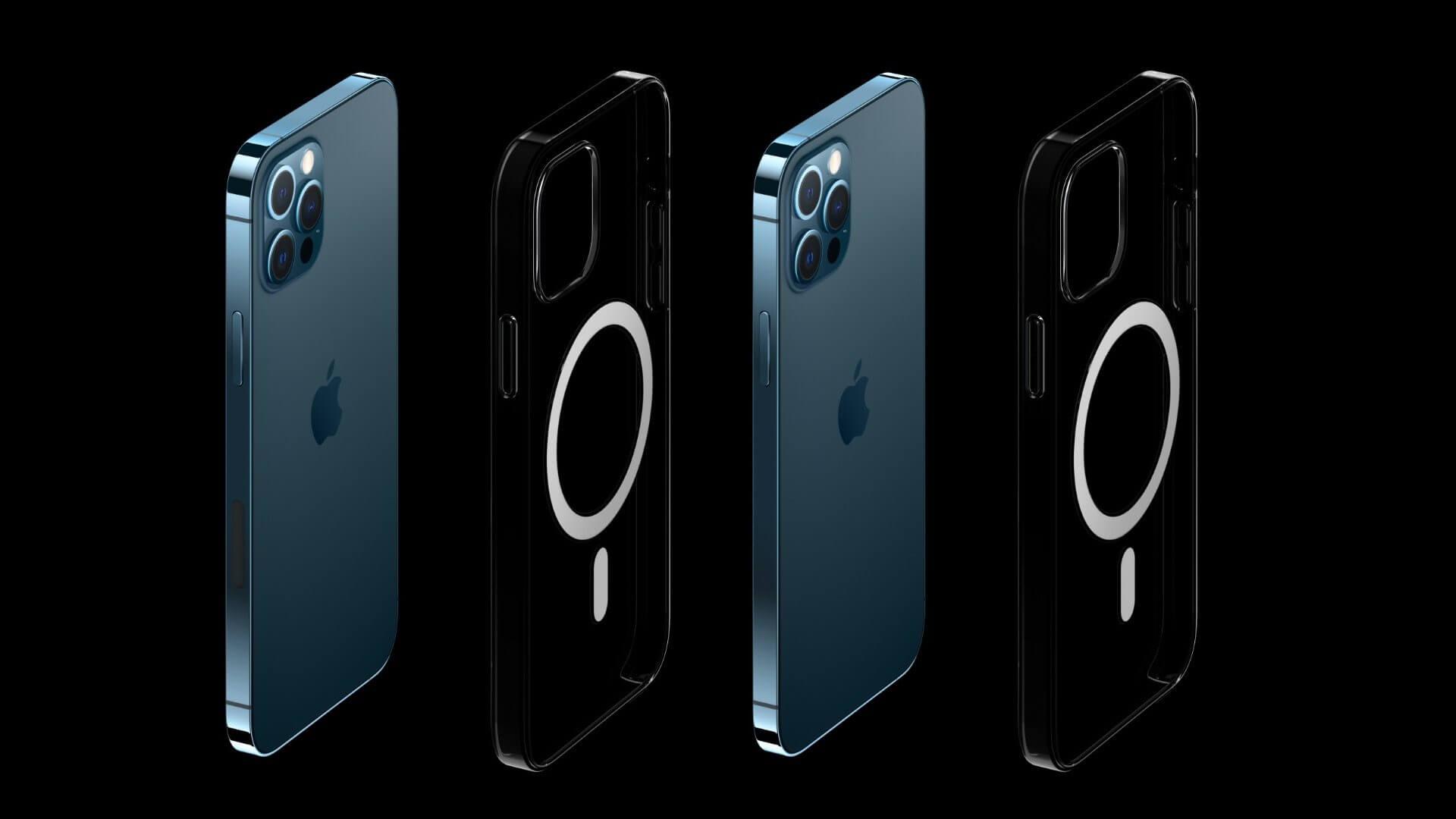 Модели iPhone 12 с 5G mmWave только для США, новый боковой вырез работает как антенна