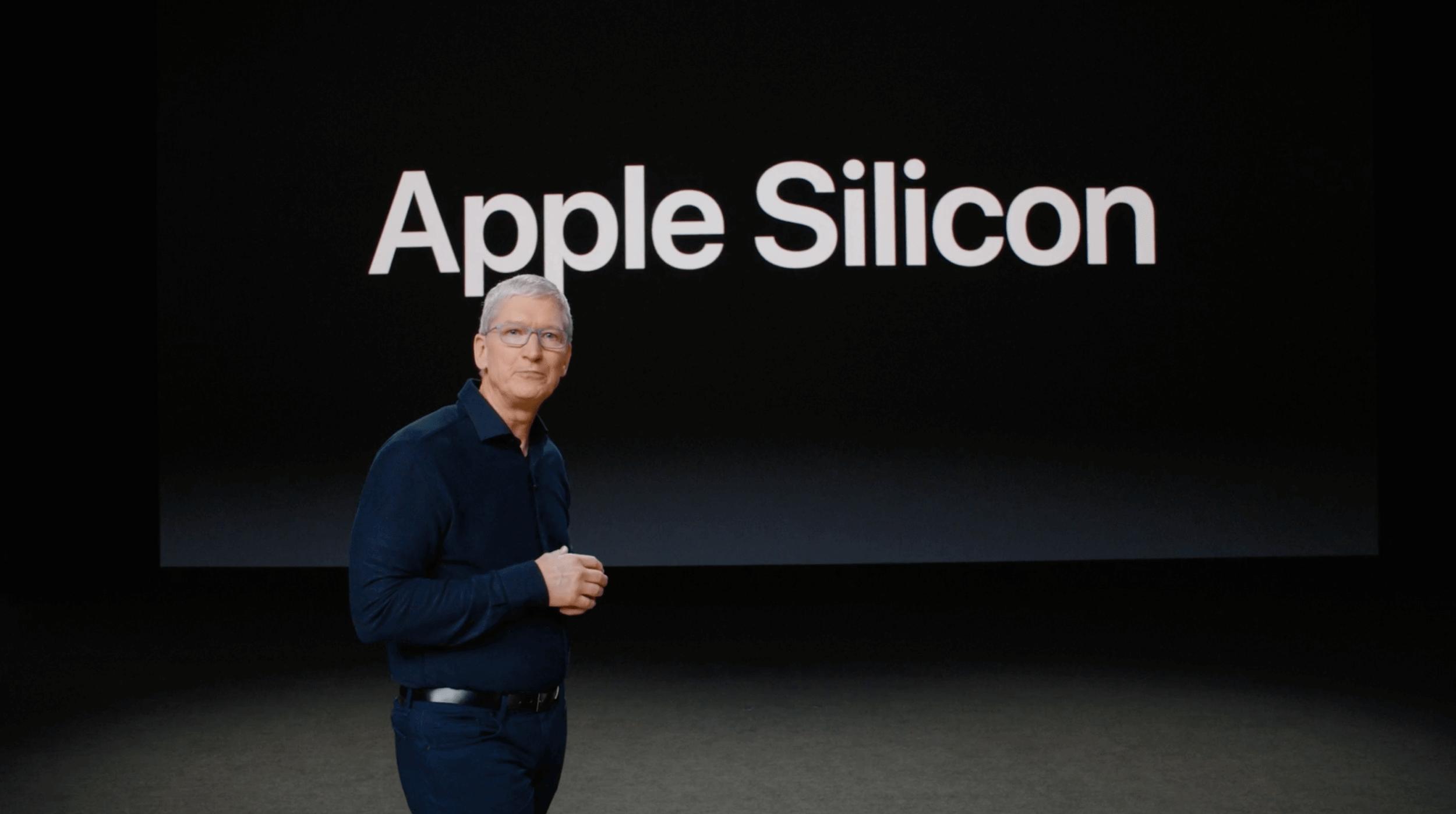 Первые модели Apple Silicon Mac могли только что просочиться из надежного источника