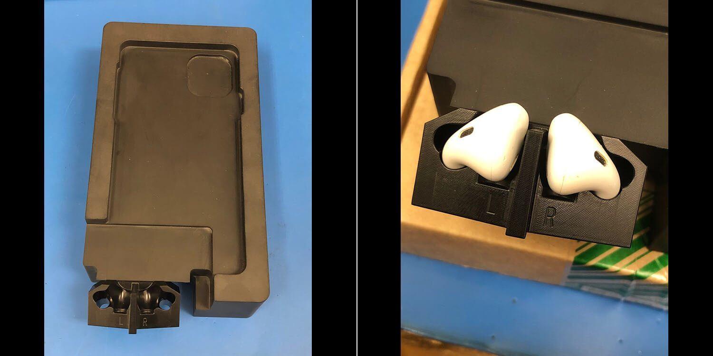 Сера в AirPods или неисправность?  Новый инструмент Apple узнает.