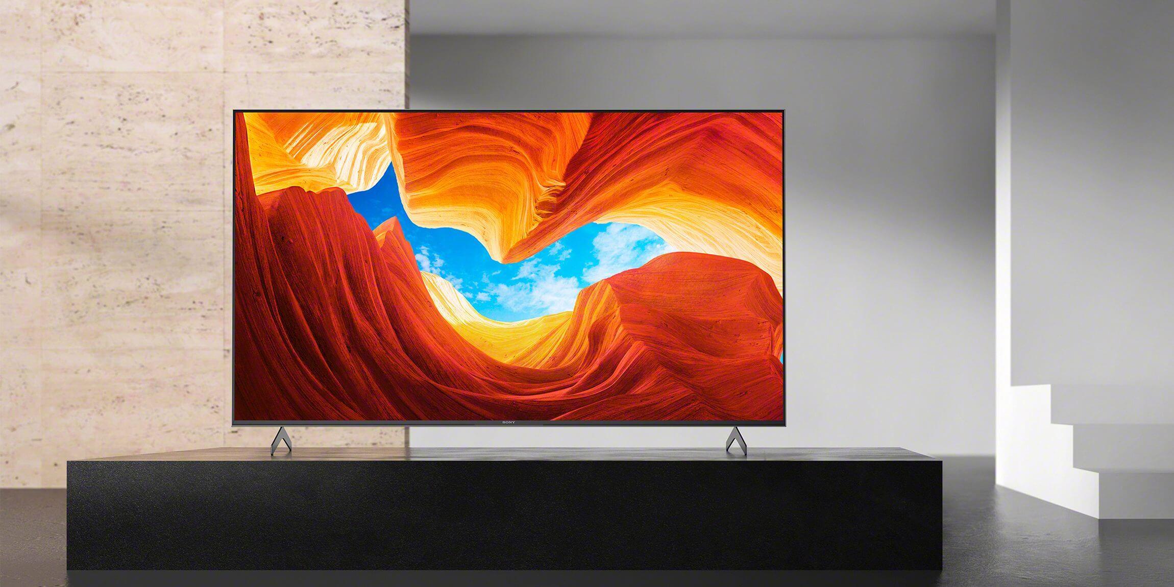 Телевизоры Sony получают приложение Apple TV с сегодняшнего дня