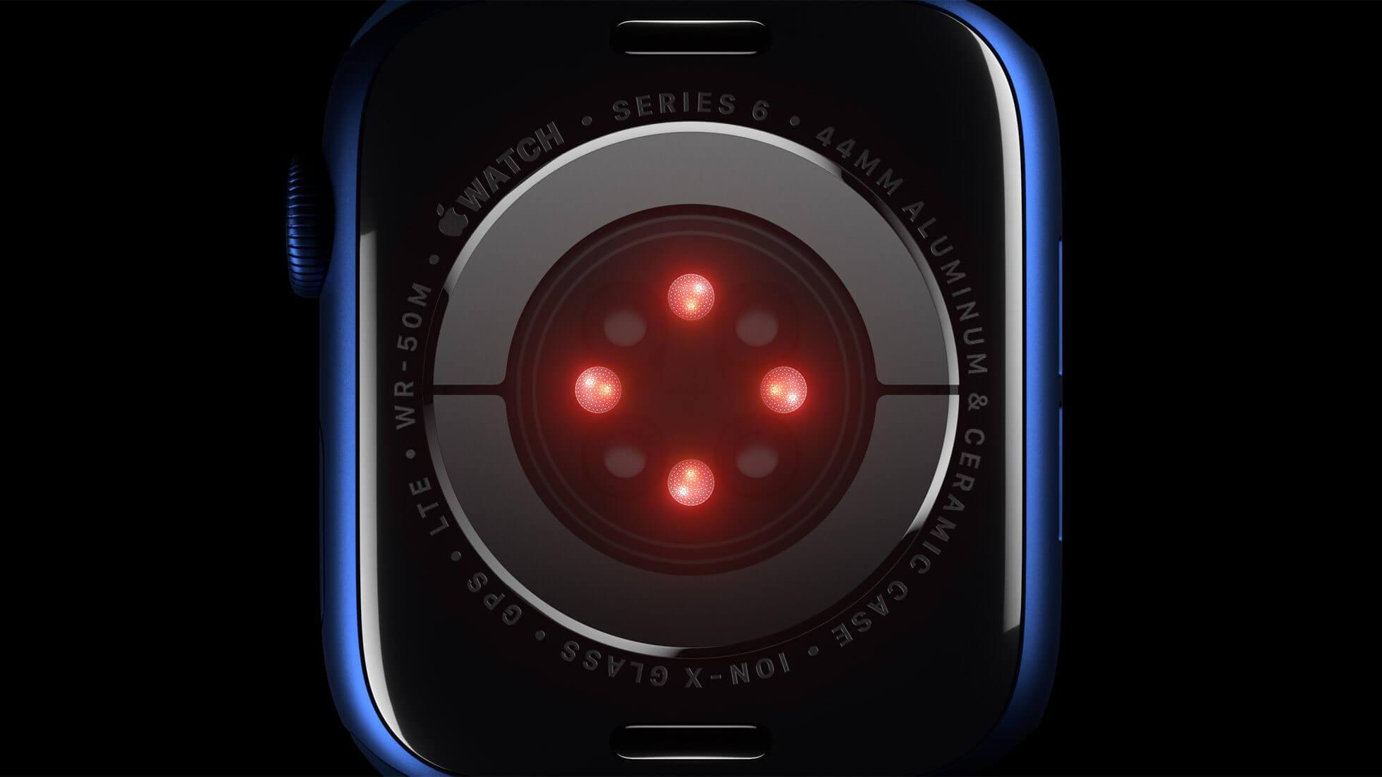 В новом отчете объясняется, почему датчик кислорода в крови Apple Watch Series 6 не требует одобрения FDA