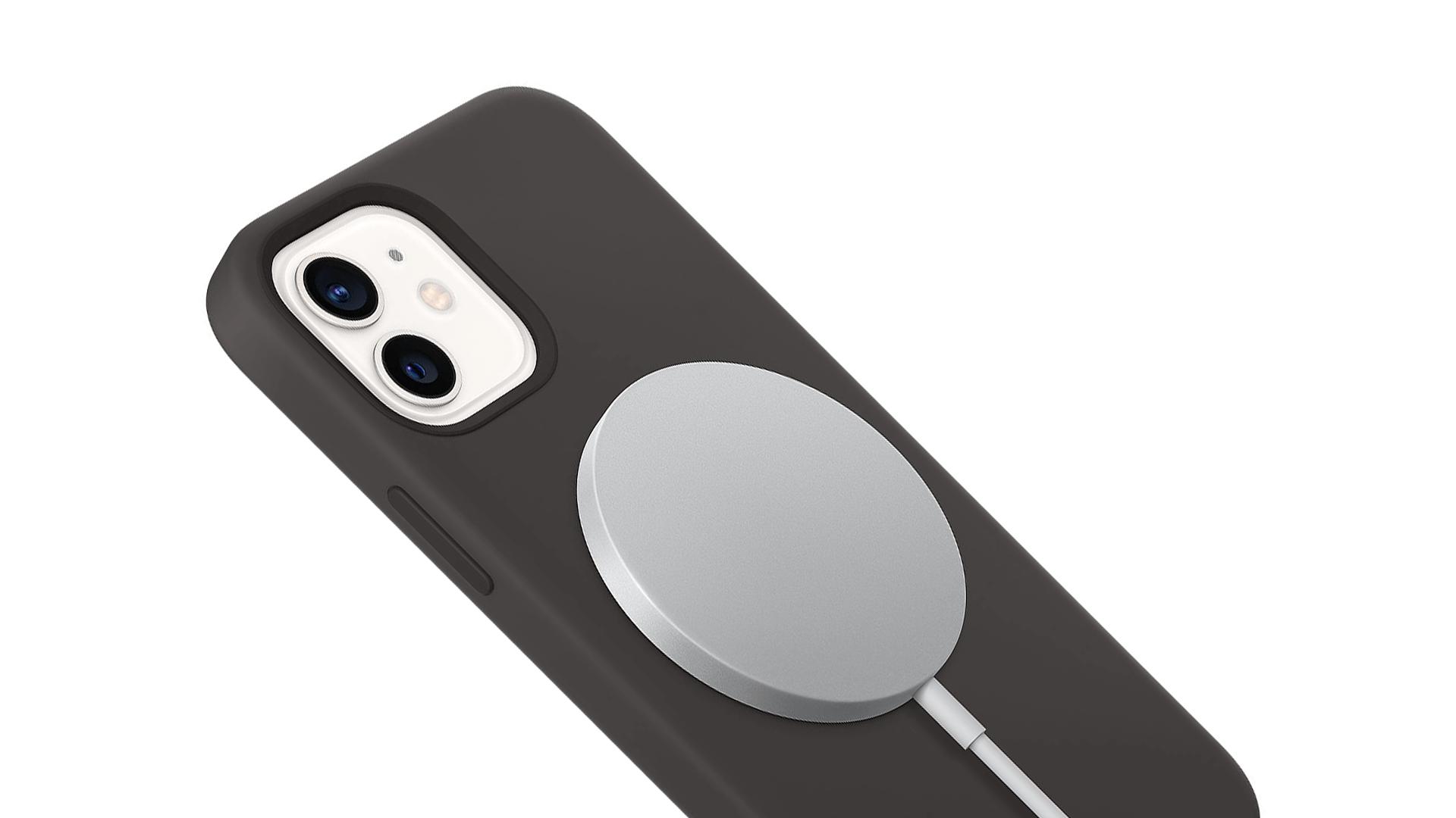 Зарядное устройство MagSafe может оставлять круглые отпечатки на чехлах iPhone 12, работает с адаптерами на 12 Вт