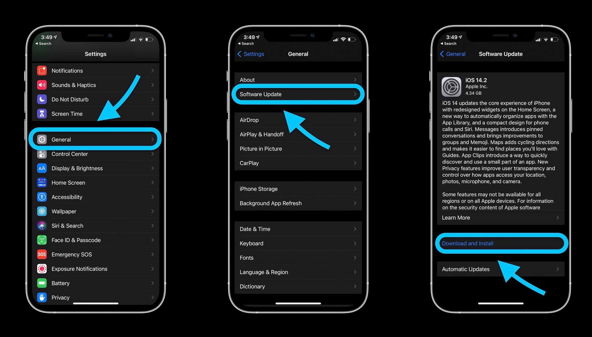 Как получить новые смайлы для iPhone с iOS 14.2, пошаговое руководство 2