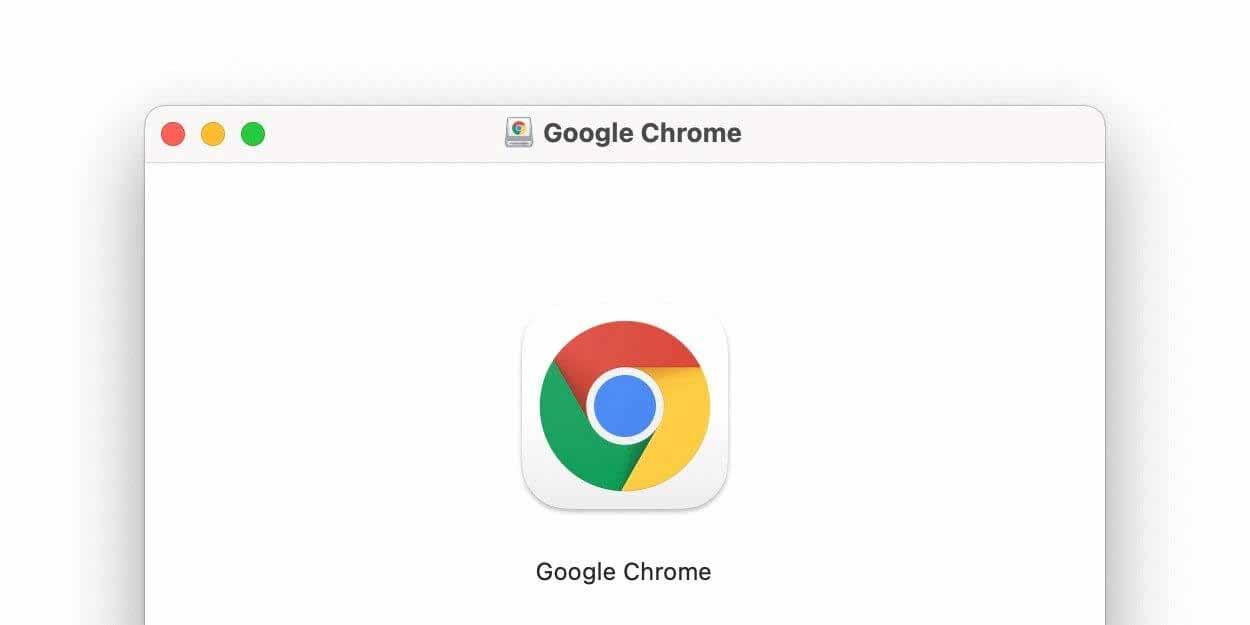 Google Chrome демонстрирует альтернативные значки MacOS Big Sur