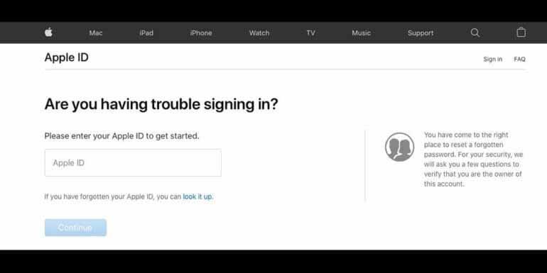 Ключ восстановления Apple ID может повысить безопасность, но также может быть опасен!