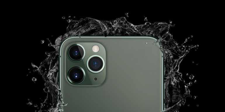 Заявления о водонепроницаемости iPhone признаны несправедливыми;  Apple оштрафована на 12 миллионов долларов