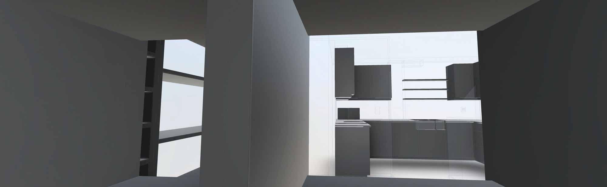 3D-сканирование вашего дома - просмотр через стену и книжную полку