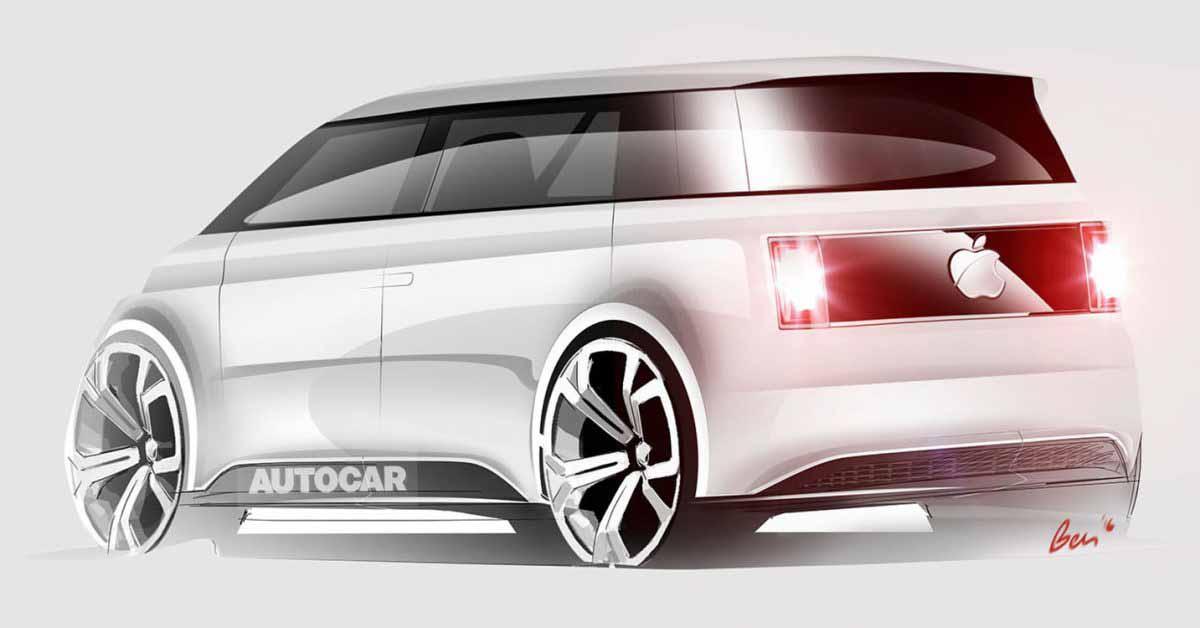 AAPL и LiDAR опубликовали последний отчет Apple Car