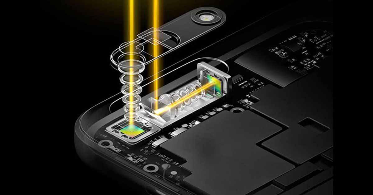 Линзы перископа iPhone с 10-кратным оптическим зумом уже в 2022 году