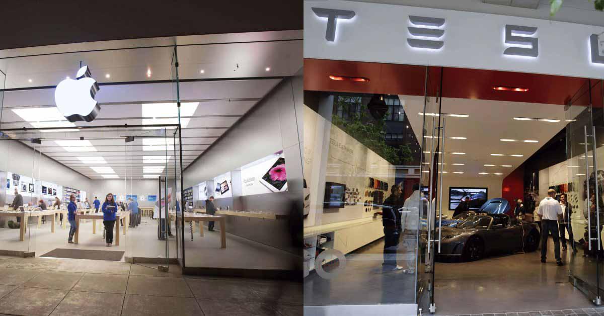 Morgan Stanley: Apple Car представляет собой более серьезную конкуренцию Tesla, чем традиционные автопроизводители