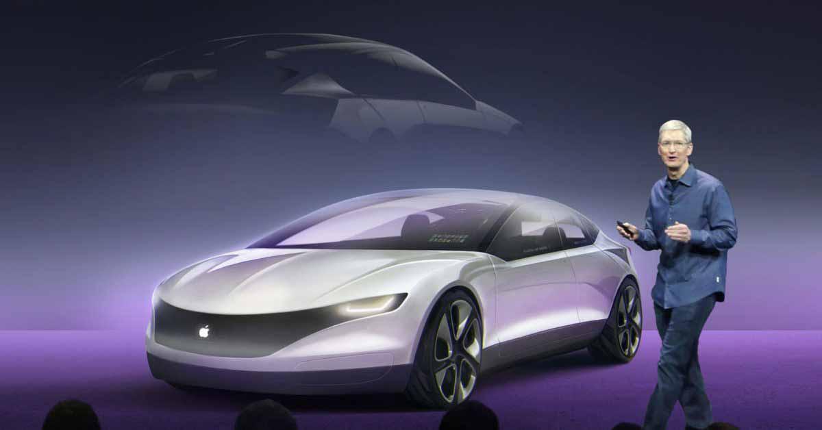 Запуск Apple Car может быть отложен до 2028 года или позже