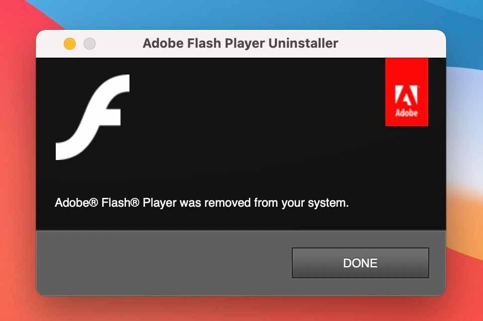 Как удалить Adobe Flash с вашего Mac, пошаговое руководство 3