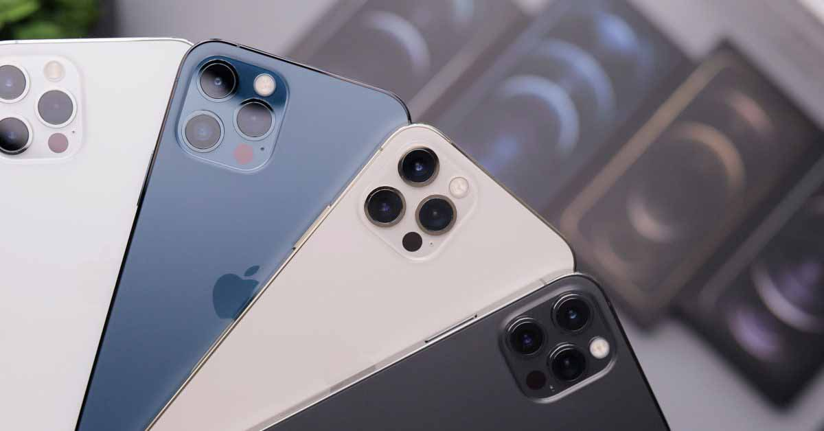 Apple, как сообщается, перевела 2 миллиона единиц продукции с iPhone 12 mini на Pro