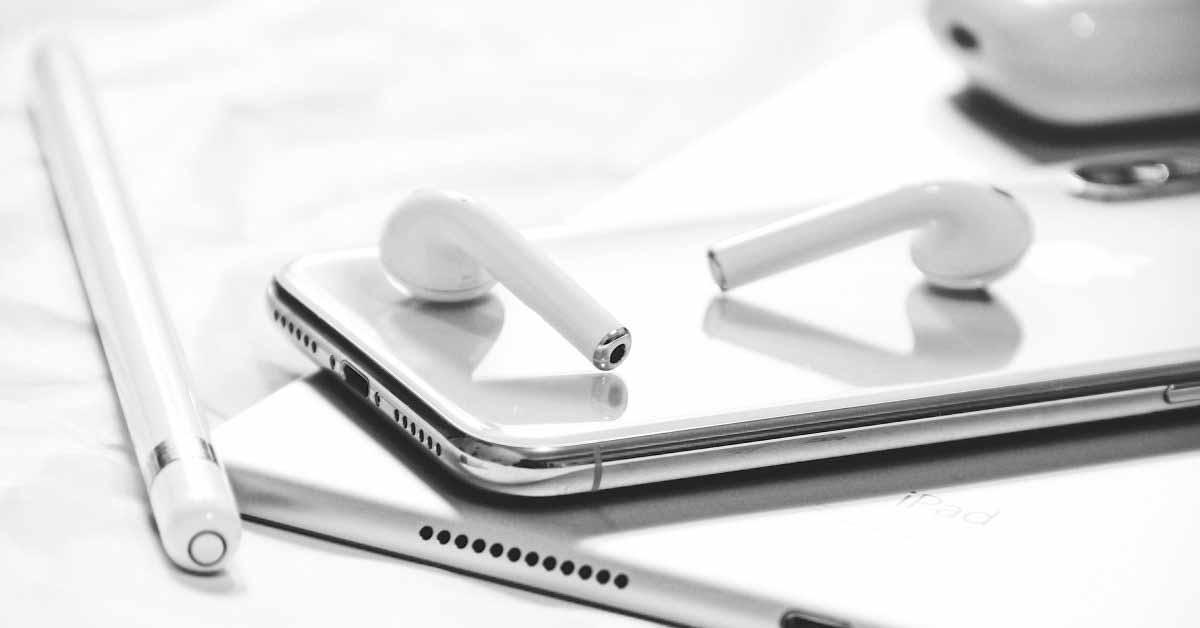 Доля рынка AirPods, но Apple по-прежнему опережает своих конкурентов