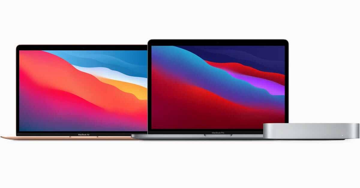Доля рынка компьютеров Mac M1 0,8%;  к лету будет 7% - TF