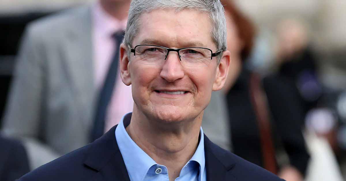 Генеральный директор Apple Тим Кук присоединяется к телеканалу CBS этим утром в преддверии большого объявления, которое ожидается во вторник