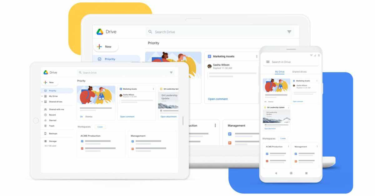 Google Drive File Stream добавит поддержку M1 в апреле
