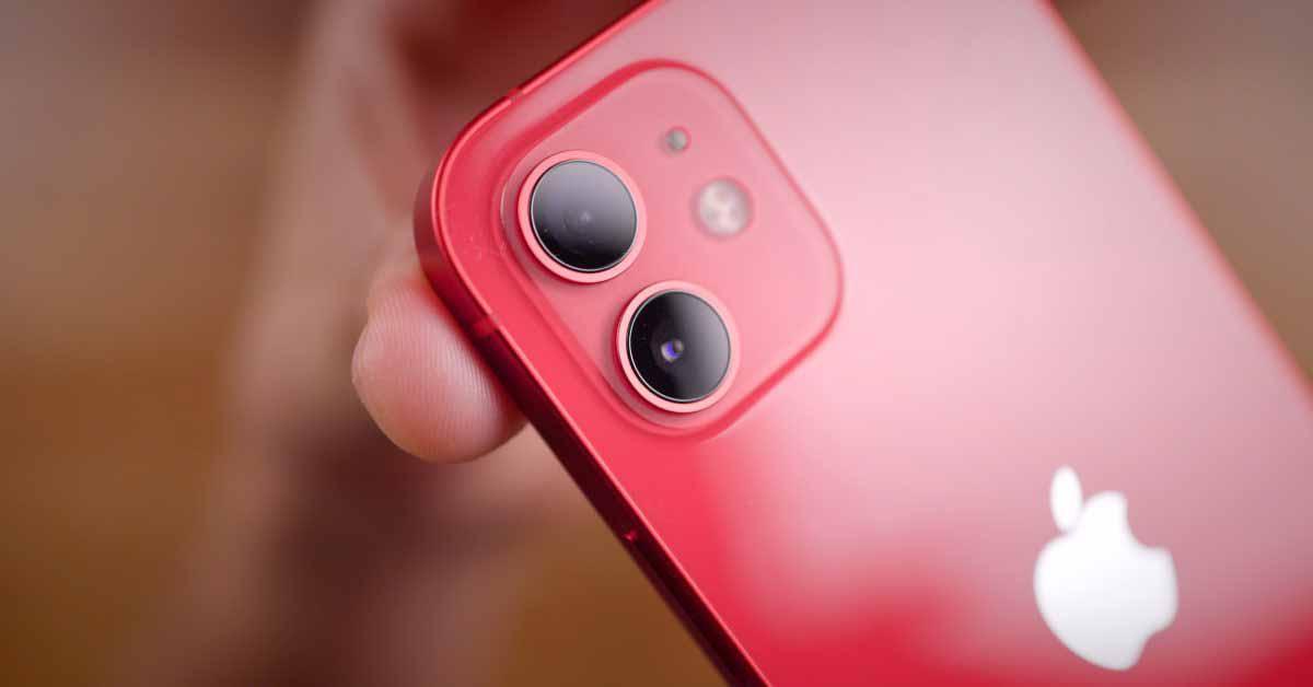 iOS 14.4 будет предупреждать пользователей о неоригинальных камерах на iPhone