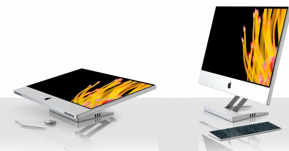 Mac с сенсорным экраном - это идея, которая никогда не умрет [Poll]
