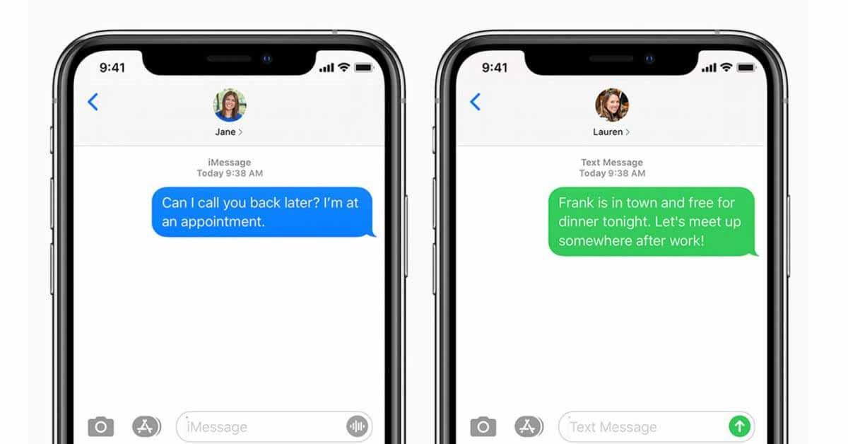 Принесите iMessage в Android, Apple - самое время это сделать