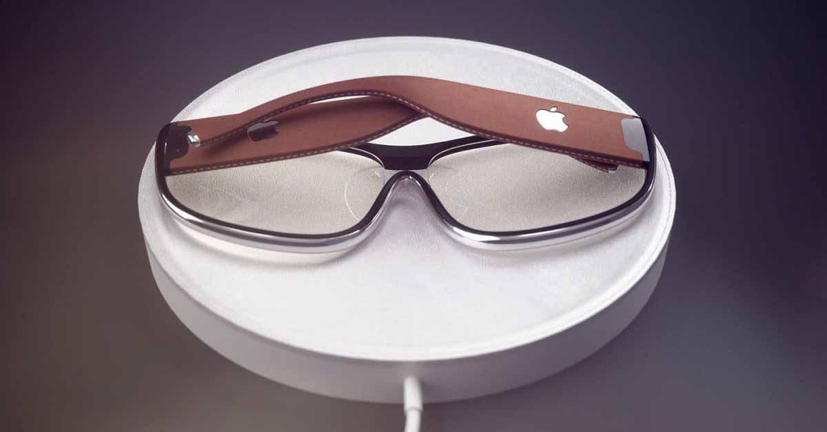 Разблокируйте все свои устройства Apple с помощью очков Apple Glasses - патент