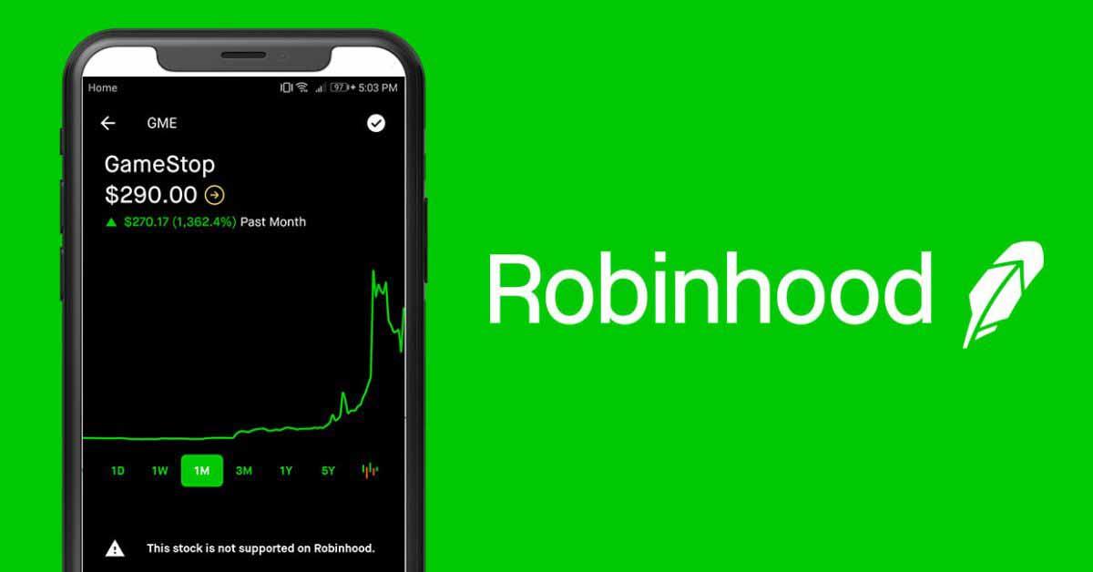 Споры о приложении Robinhood нарастают, и вероятный мотив раскрыт