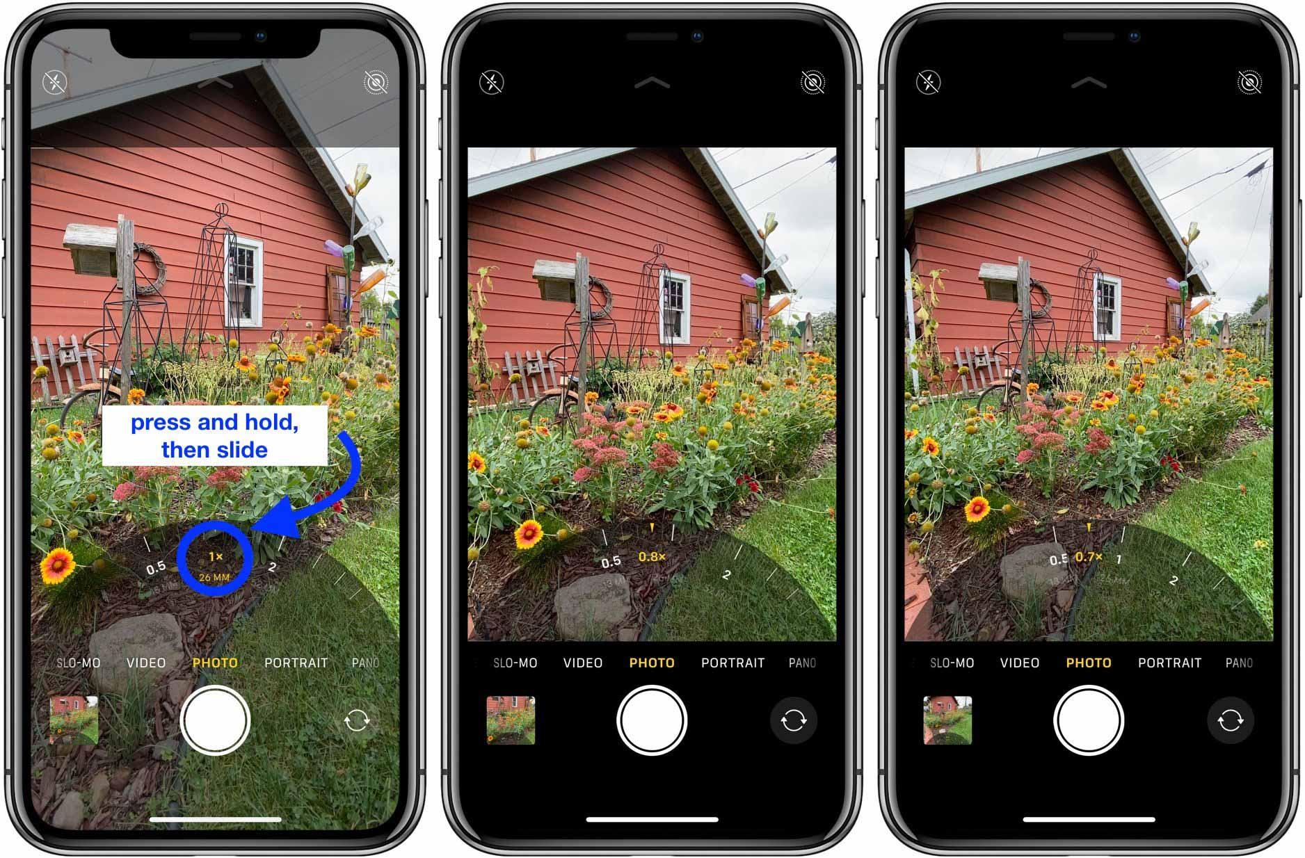Как использовать сверхширокоугольную камеру на iPhone 11 и 11 Pro, пошаговое руководство 2