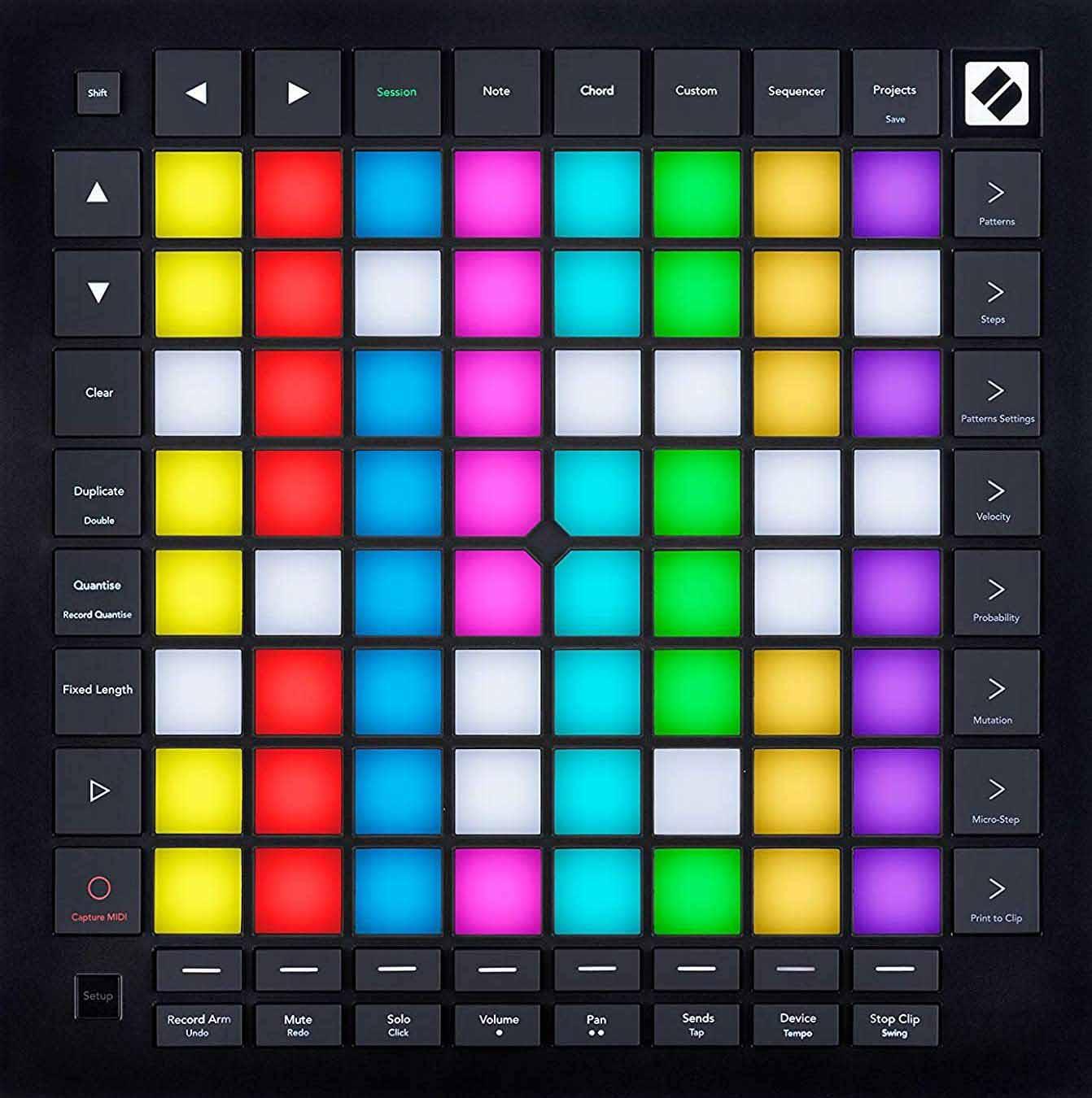 Что мне выбрать Launchpad? Launchpad pro MK3