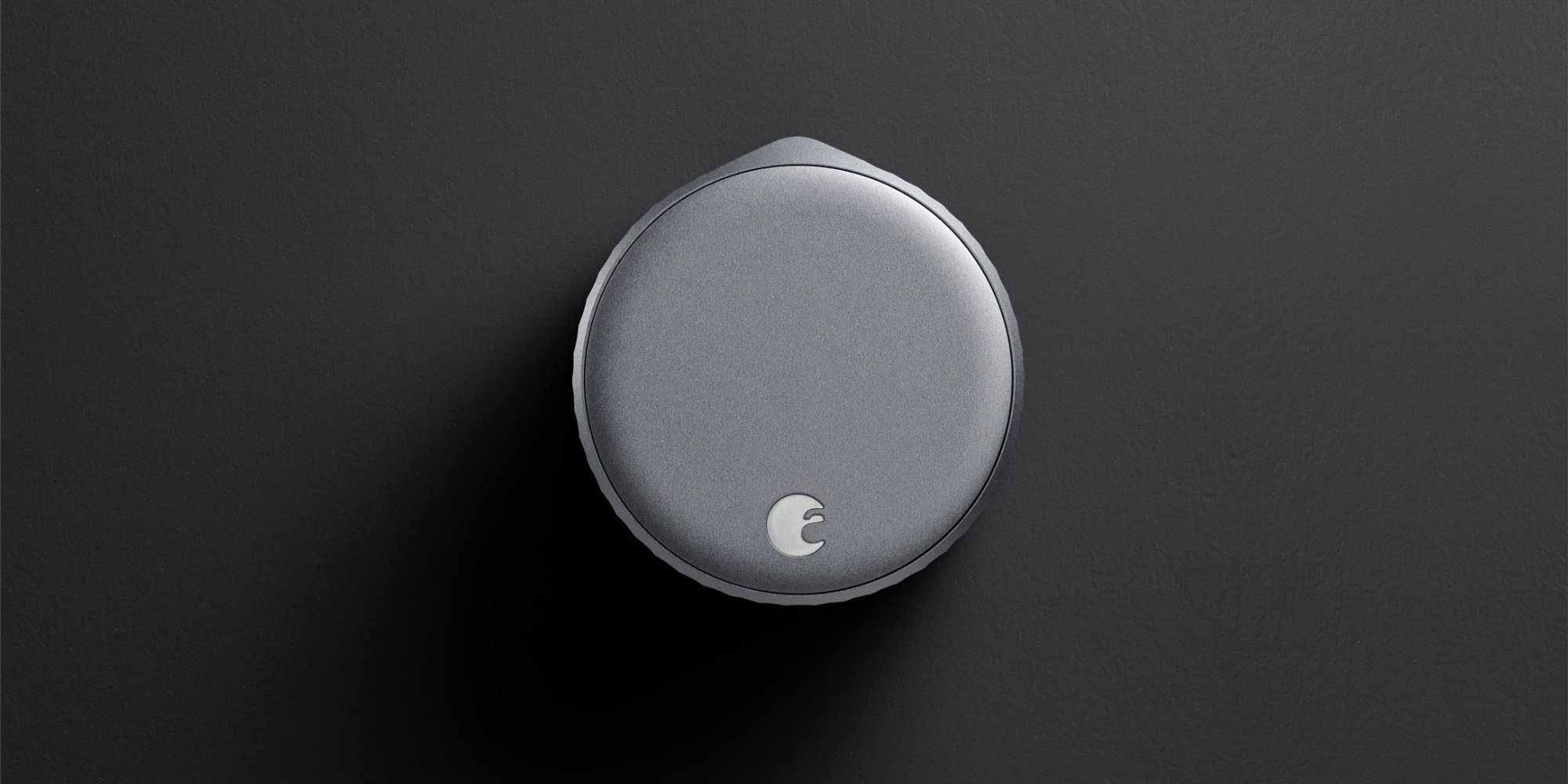 Август Wi-Fi Smart Lock