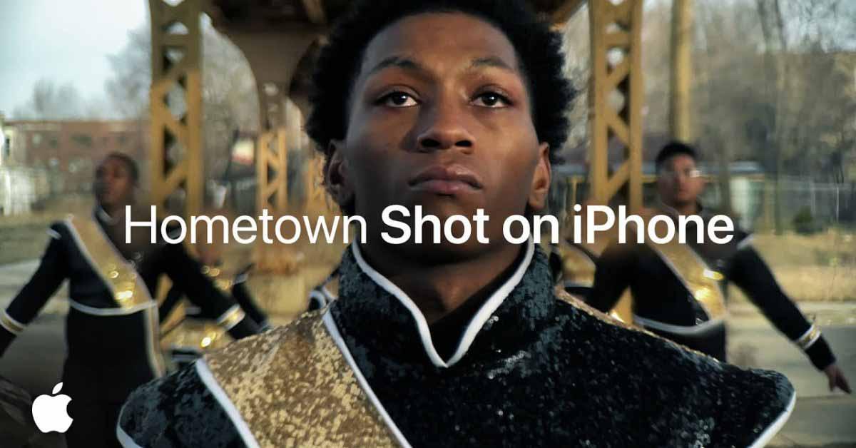 """Apple опубликовала новое видео, снятое на iPhone из фильма """"Родной город"""" в честь Месяца черной истории"""
