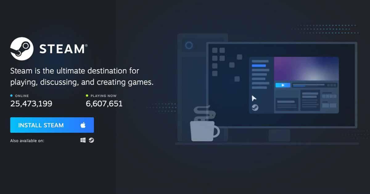 Apple потребовала чрезвычайно конфиденциальные данные Steam, чтобы помочь бороться с Epic