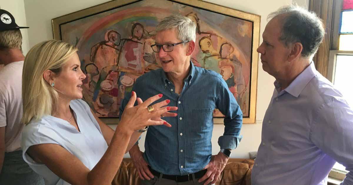 Apple пожертвовала 1 миллион долларов ЛГБТК + некоммерческой организации Encircle, Тим Кук стал почетным сопредседателем