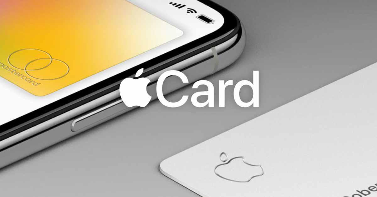 Apple работает над 'семейством Apple Card' для многопользовательских