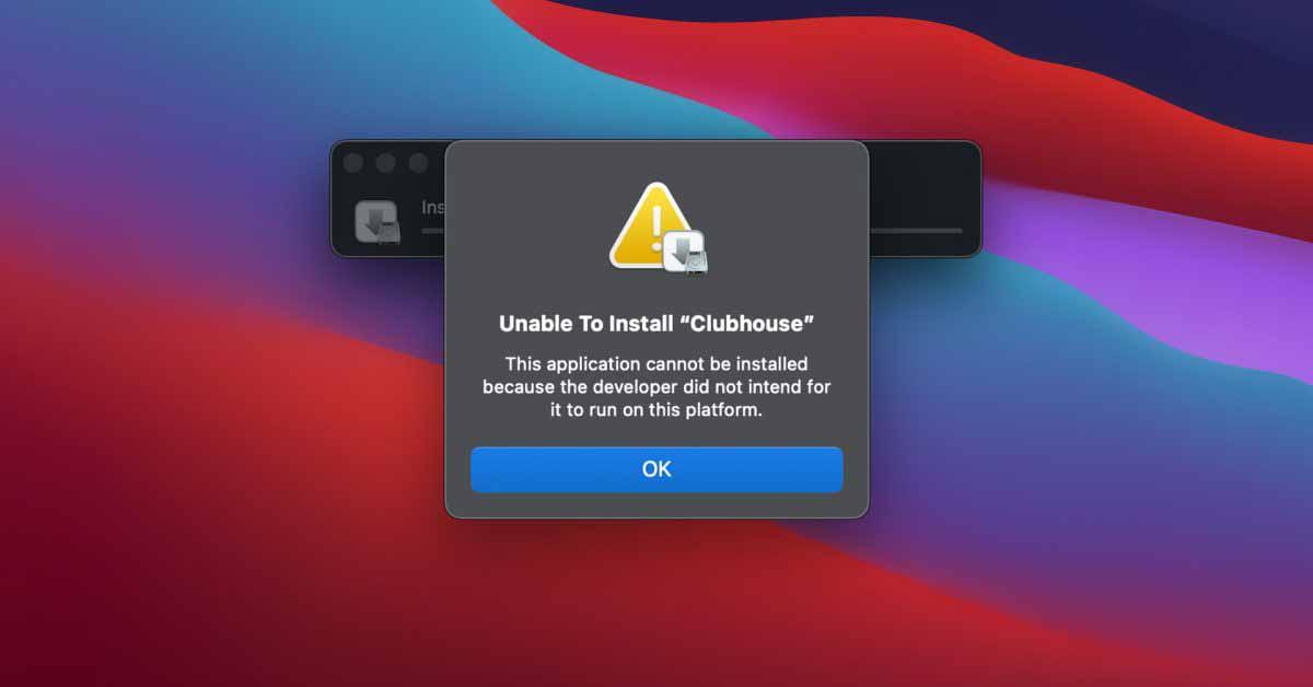 Apple снова начинает блокировать пользователей Mac M1 от боковой загрузки приложений для iPhone и iPad