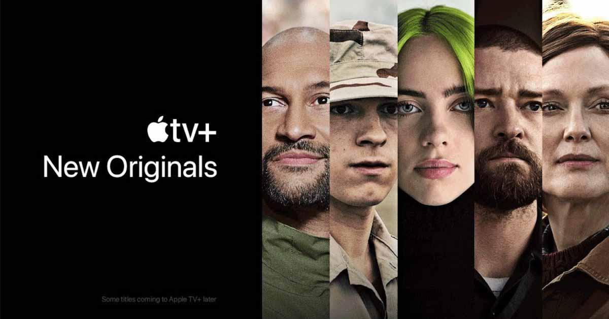 Apple TV + выделяет новые оригинальные фильмы и шоу в новом видео