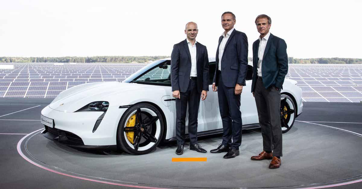 """Apple выбрала вице-президента Porsche по разработке шасси, поскольку слухи о производстве автомобилей """"Project Titan"""" накаляются"""