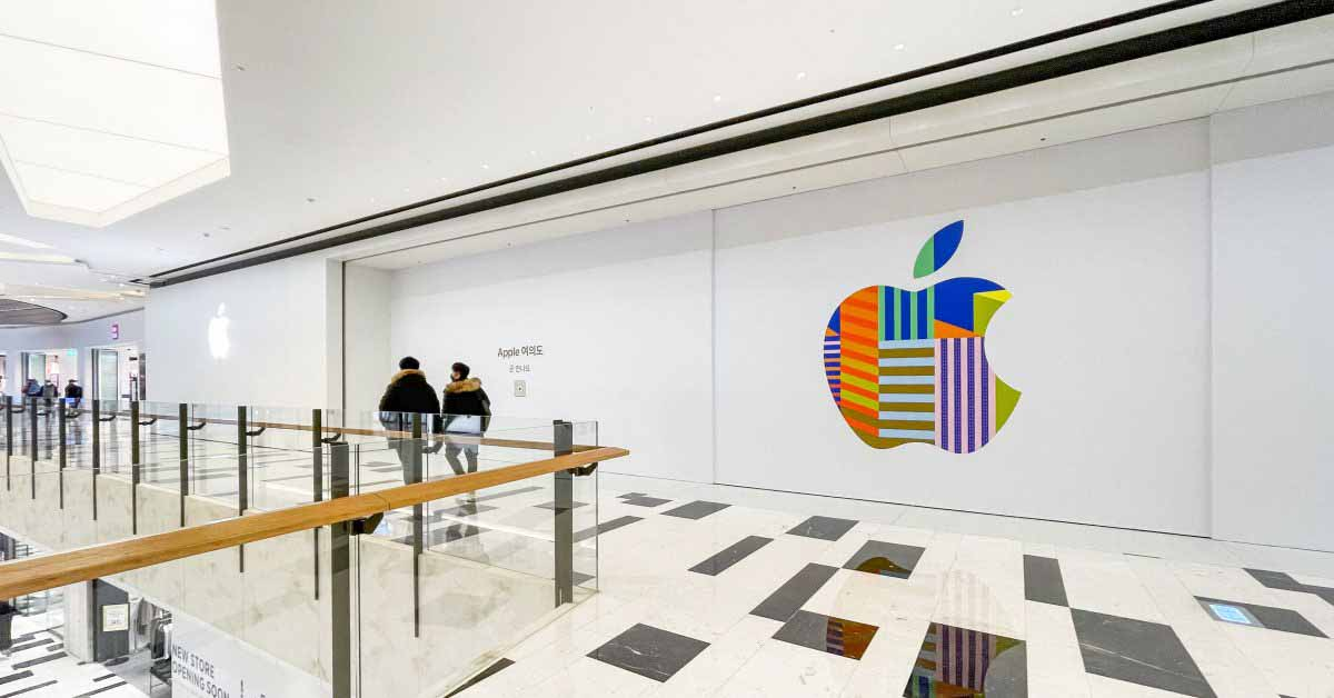 Apple Yeouido откроется 26 февраля в Сеуле
