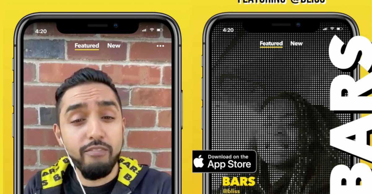 BARS - новое приложение Facebook для создания и обмена рэпами