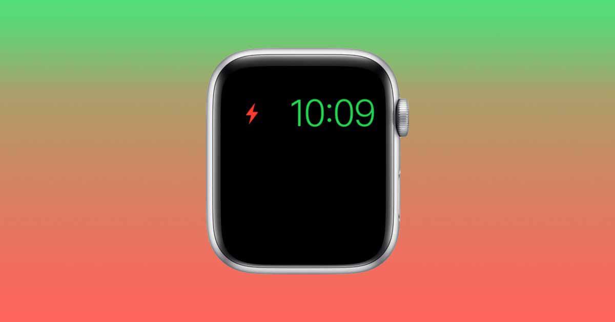 Бесплатный ремонт Apple Watch Power Reserve после ошибок - имеете ли вы право?