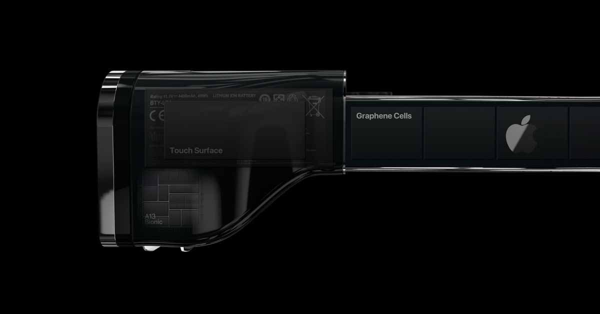 Дисплеи Apple Glasses для использования микро-OLED;  в опытном производстве