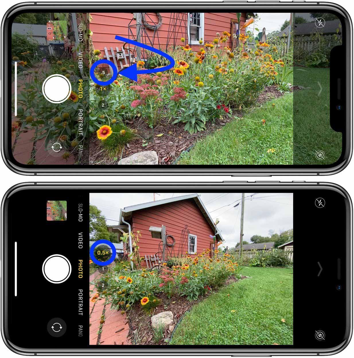 Как использовать сверхширокоугольную камеру на iPhone 11 и iPhone 11 Pro: пошаговое руководство 1