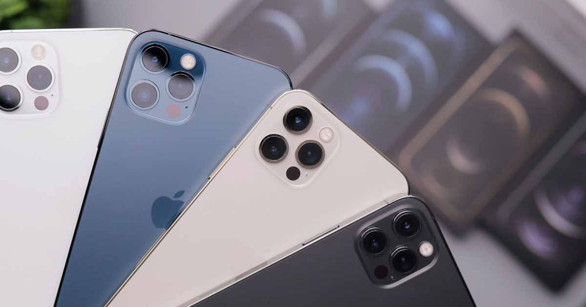 Отчет: iPhone 13 предложит 1 ТБ хранилища