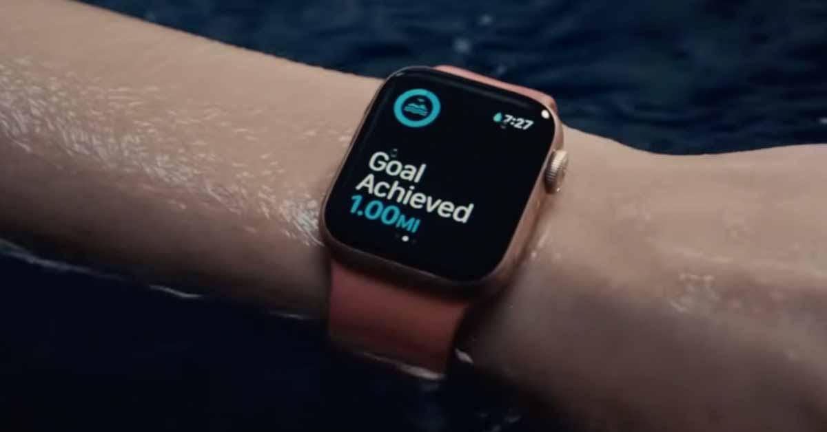 Отслеживание тренировок и сна Apple Watch - это `` будущее здоровья '' в последней рекламной кампании
