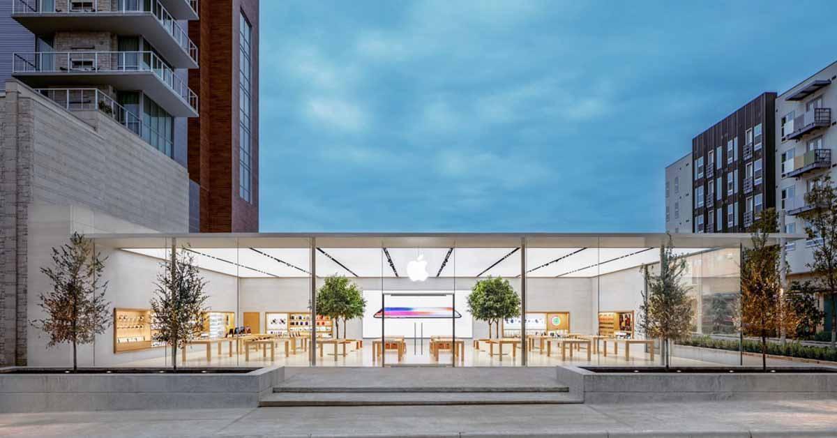 Поставщики Apple Store описывают, что их «давят» из-за более строгих условий оплаты и модели консигнации