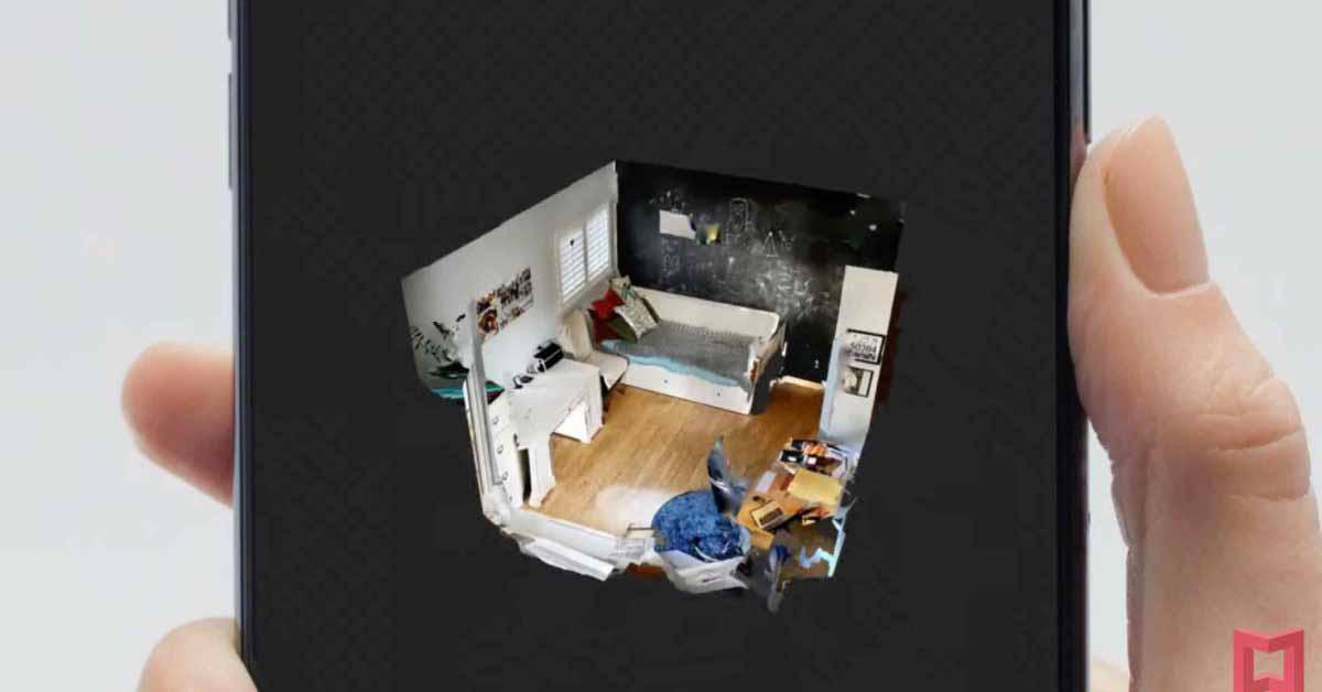 Приложение Matterport для iOS добавляет поддержку LiDAR для iPhone 12 Pro и iPad Pro для создания 3D-моделей