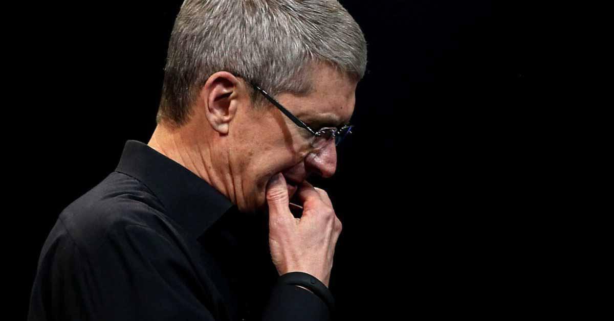 Судья: Тим Кук должен предстать перед судом за 7 часов в судебном разбирательстве между Apple и Epic Games