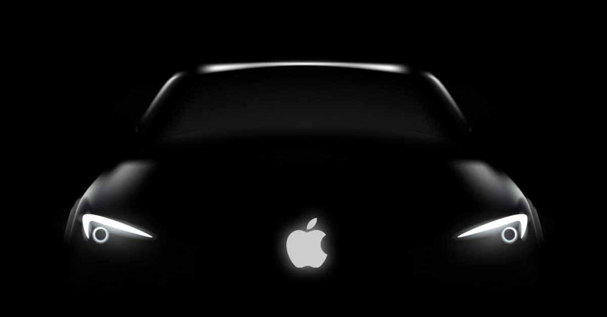 Технические характеристики Apple Car?  160 миль / ч, диапазон 300 миль, зарядка за 18 минут