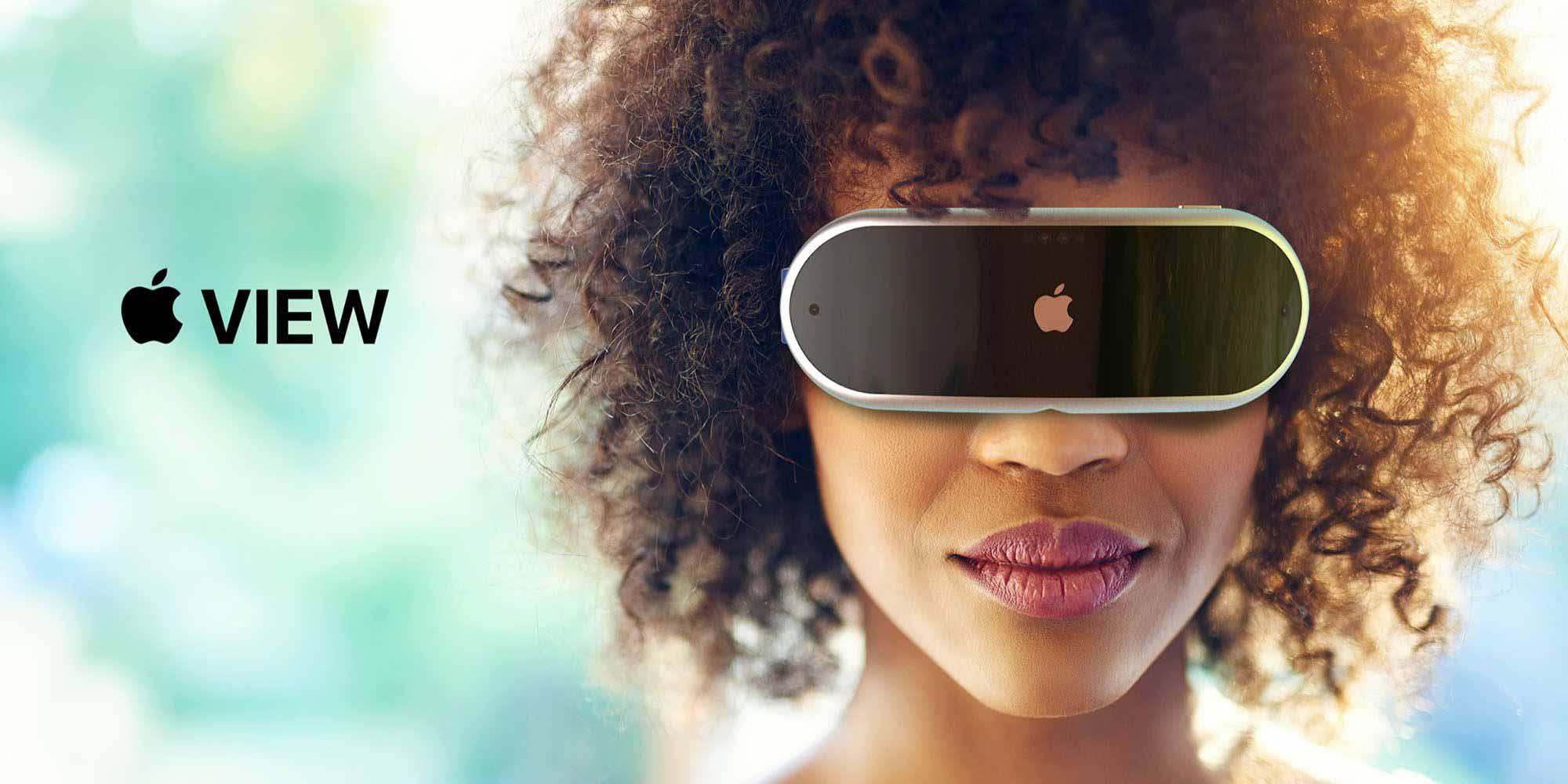 Как может выглядеть гарнитура Apple VR: AR
