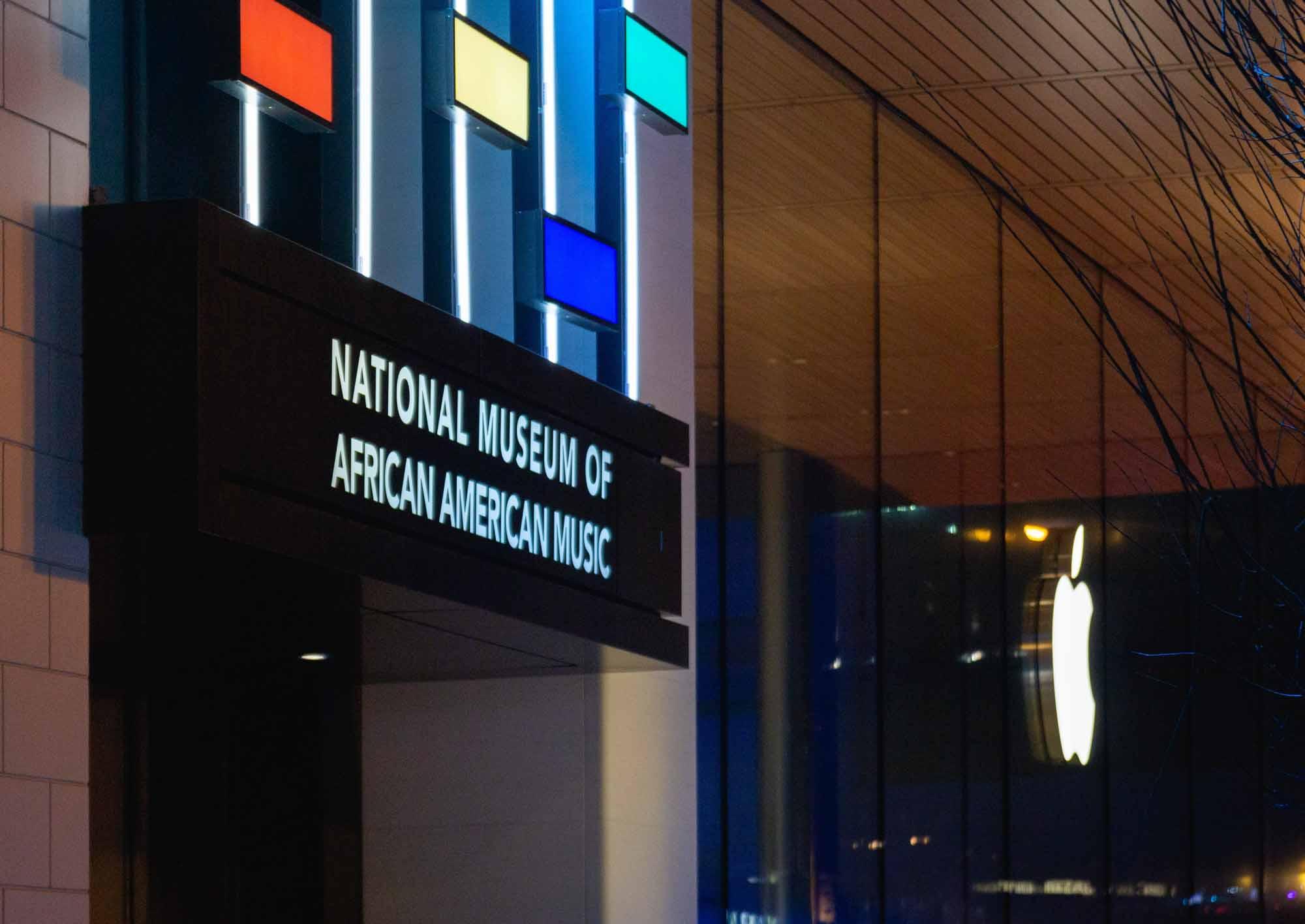 Apple и Национальный музей афроамериканской музыки